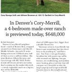 Cara George, Alison Brennan show new Cory-Merrill listing!